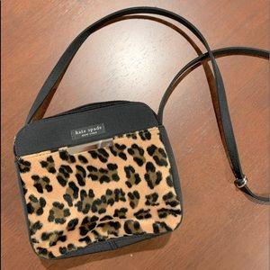 Kate Spade Cheetah Print Crossbody
